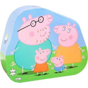 PEPPA PIG FAMILIA - PUZZLE 24 PIEZAS