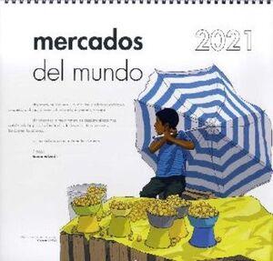 2021 CALENDARIO MERCADOS DEL MUNDO
