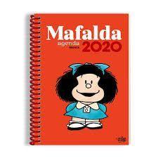 AGENDA 2020 MAFALDA ANILLADA ROJA