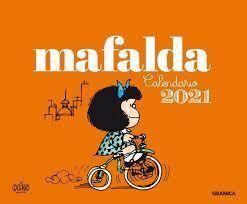 CALENDARIO DE COLECCIÓN MAFALDA 2021 (CAJA)