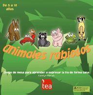 ANIMALES RABIOSOS. JUEGO COMPLETO