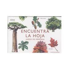ENCUENTRA LA HOJA (CAJA)