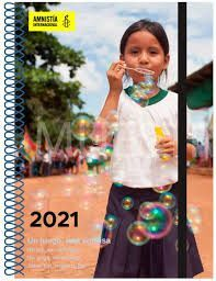 AGENDA 2021 AMNISTIA INTERNACIONAL