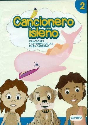 CANCIONERO ISLEÑO 2 (CD +DVD)
