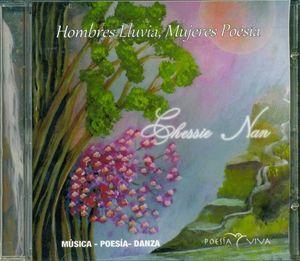 HOMBRES LLUVIA, MUJERES POESÍA - CD