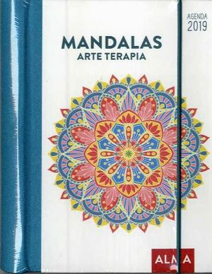 AGENDA 2019 MANDALAS ARTE TERAPIA