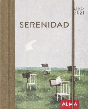 AGENDA 2021 SERENIDAD