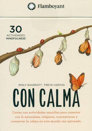 CARTAS CON CALMA (CAJA)