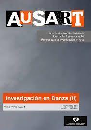 AUSART 7.1 REVISTA PARA LA INVESTIGACIÓN EN ARTE