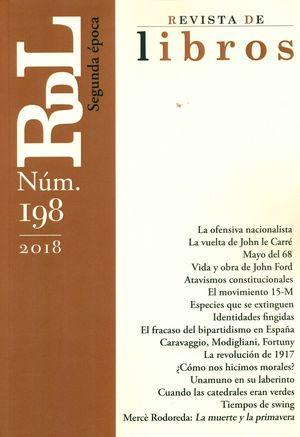 REVISTA DE LIBROS N. 198