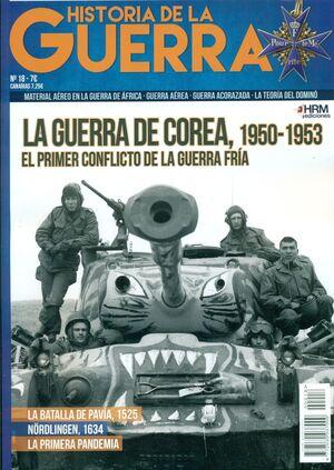HISTORIA DE LA GUERRA N. 18