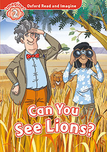 OXFORD READ AND IMAGINE 2. CAN YOU SEE LIONS MP3 PACK