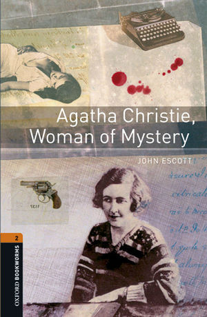 AGATHA CHRISTIE, WOMAN OF MYSTERY + AUDIO