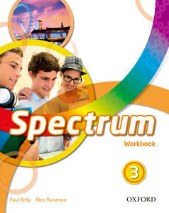 SPECTRUM 3. WORKBOOK