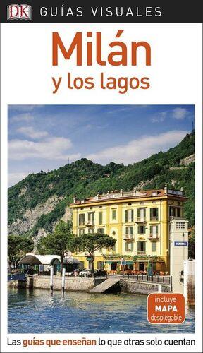 MILÁN Y LOS LAGOS - GUIAS VISUALES