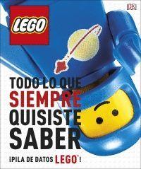 LEGO TODO LO QUE SIEMPRE QUISISTE SABER