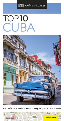 CUBA TOP 10 - GUIAS VISUALES