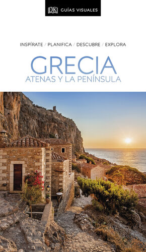 GRECIA. GUÍA VISUAL