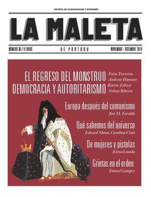 LA MALETA DE PORTBOU N.38 - NOVIEMBRE-DICIEMBRE 2019