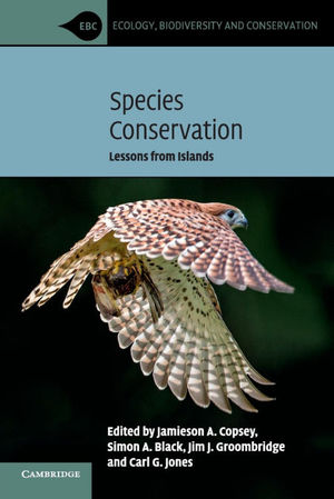 SPECIES CONSERVATION. LESSONS FROM ISLANDS