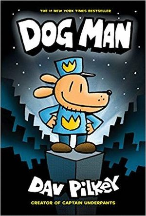 DOG MAN 1 DOG MAN