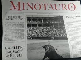 MINOTAURO 7 MAYO-AGOSTO  2019