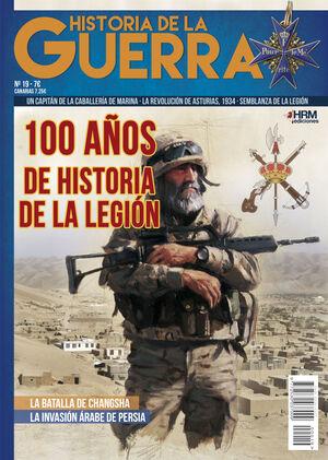 HISTORIA DE LA GUERRA N.19