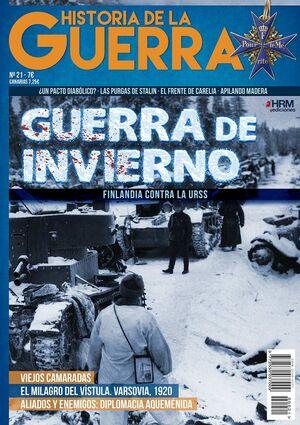 HISTORIA DE LA GUERRA 21
