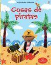 COSAS DE PIRATAS. CON PEGATINAS