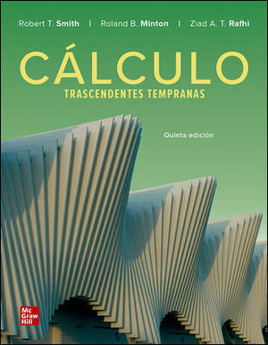 CALCULO. TRASCENDENTES TEMPRANAS