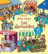 LOS ALIMENTOS - ¡MIRA DEBAJO!