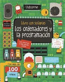 LOS ORDENADORES Y LA PROGRAMACION. LIBRO CON SOLAPAS