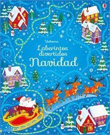 NAVIDAD - LABERINTOS DIVERTIDOS