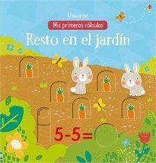 RESTO EN EL JARDÍN. MIS PRIMEROS CÁLCULOS