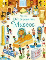 MUSEOS. LIBRO DE PEGATINAS