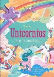 UNICORNIOS. LIBRO DE PEGATINAS