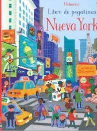NUEVA YORK - LIBRO PEGATINAS