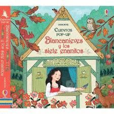 BLANCANIEVES Y LOS SIETE ENANITOS - CUENTOS POP-UP