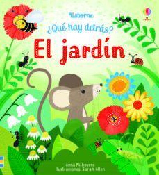 EL JARDIN - QUE HAY DETRÁS?