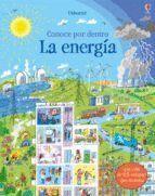 CONOCE POR DENTRO LA ENERGIA
