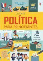 POLITICA PARA PRINCIPIANTES