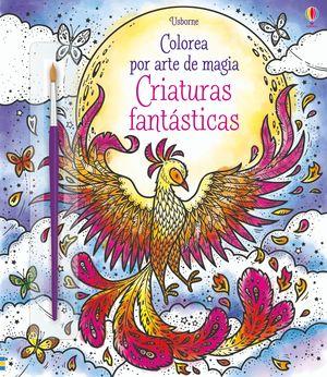 CRIATURAS FANTASTICAS - COLOREA POR ARTE DE MAGIA