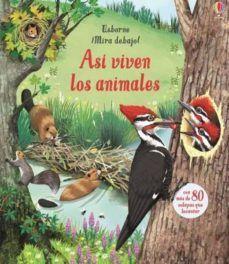 ASI VIVEN LOS ANIMALES - MIRA DEBAJO!