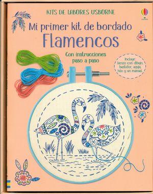 FLAMENCOS. MI PRIMER KIT DE BODADOS