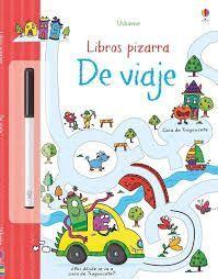 DE VIAJE. LIBROS PIZARRA