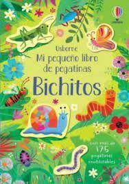 BICHITOS. MI PEQUEÑO LIBRO DE PEGATINAS