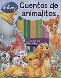 CUENTOS DE ANIMALITOS (CAJA12 TITULOS)