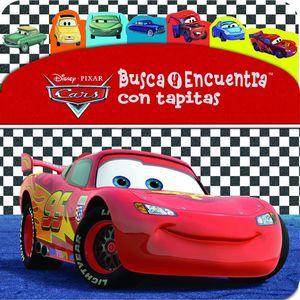 CARS. BUSCA Y ENCUENTRA CON TAPITAS