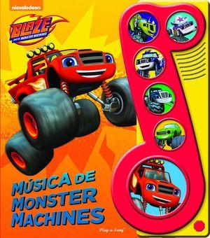 MUSICA DE MONSTER MACHINES (BLAZE)