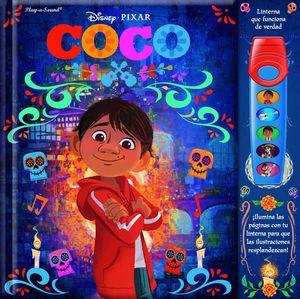 COCO. LIBRO DE SOMBRAS QUE BRILLA EN LA OSCURIDAD